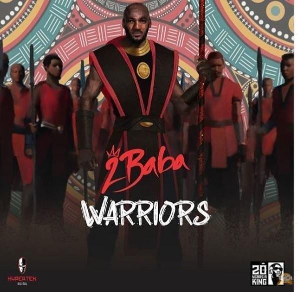 2Baba Ft Burna Boy - We Must Groove