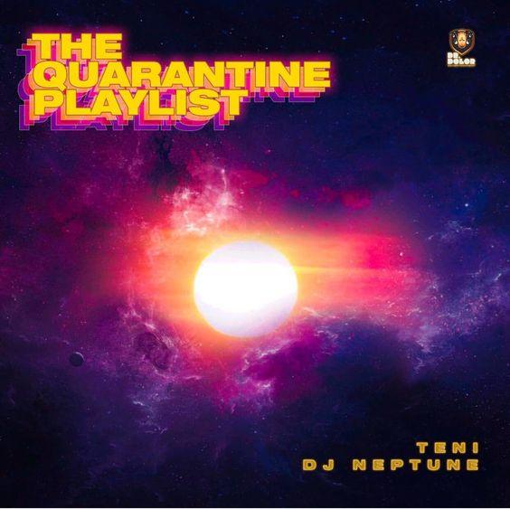 "Teni – ""Isolate"" ft. DJ Neptune"