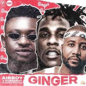 Airboy ft Burna Boy and Cassper Nyovest – Ginger