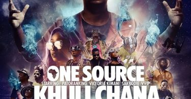 Khuli Chana – All Hail ft. Cassper Nyovest, MDB