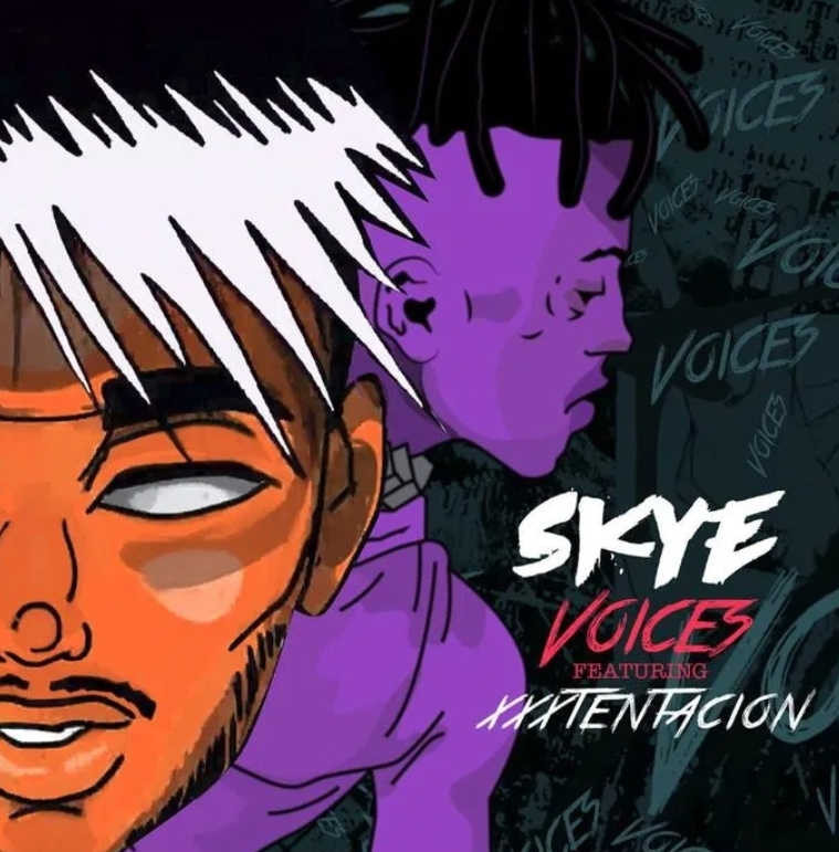 Skye – VOICES ft. XXXTENTACION Mp3