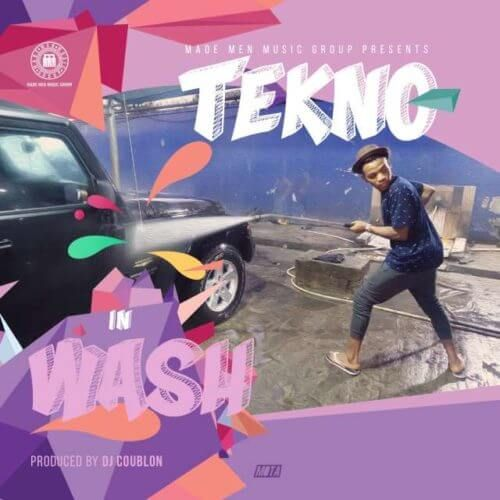 "AUDIO: Tekno – ""Wash"""