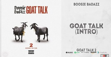 Boosie Badazz - Goat Talk