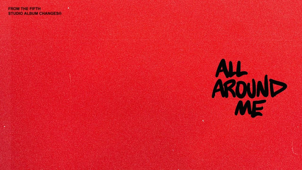 Justin Bieber – All Around Me