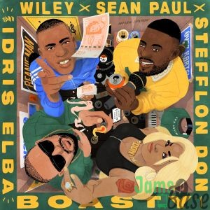 Wiley, Stefflon Don & Sean Paul – Boasty Mp3