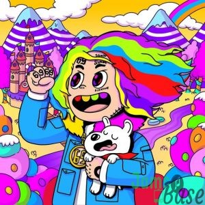 6ix9ine – 93 Mp3
