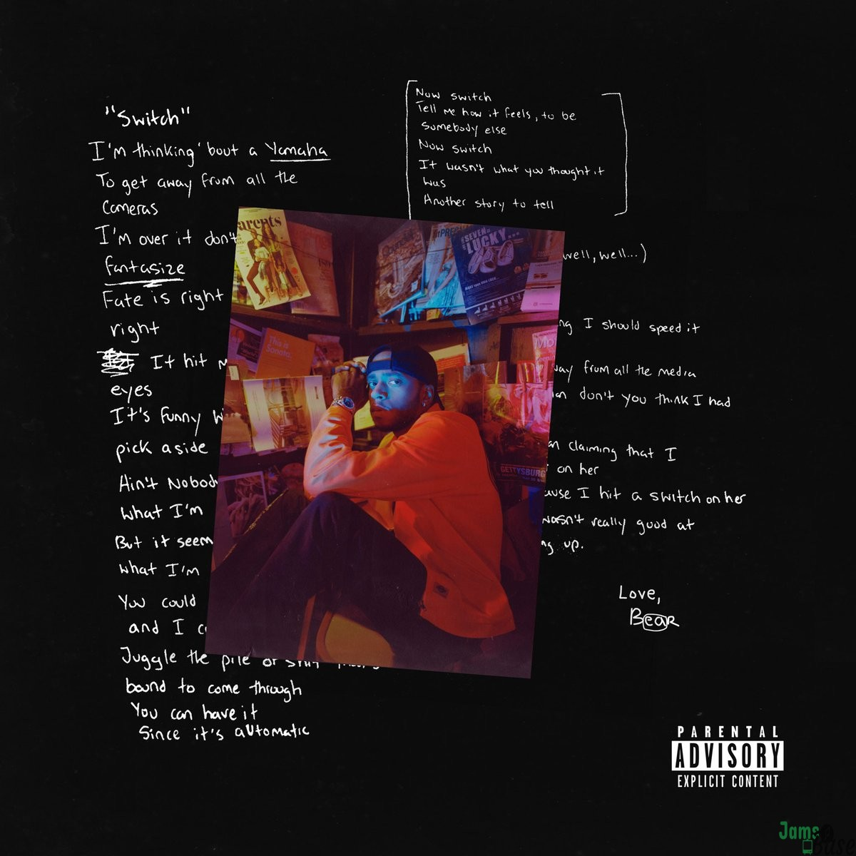 DOWNLOAD MP3: 6LACK - Switch