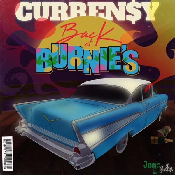 ALBUM: CurrenSy – Back at Burnies Download