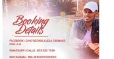 Gino Uzokdlalela – Ezaze Mp3 download
