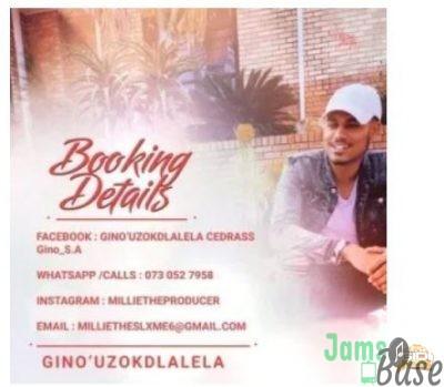 Gino Uzokdlalela – Ezaze Mp3 download