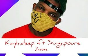 Kayladeep Ft Singapoure – Adore (Original Mix) Mp3 Download