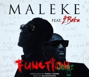 Download Maleke - Function ft. 2baba