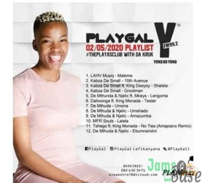 PlayGal – ThePlayasClub Yfm AmaPiano Mix Mp3 download