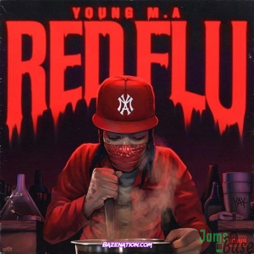 DOWNLOAD EP: Young M.A - Red Flu [Zip File]