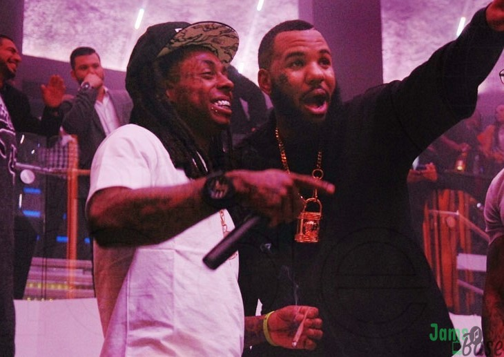 The Game Ft. Lil Wayne – AI With The Braids
