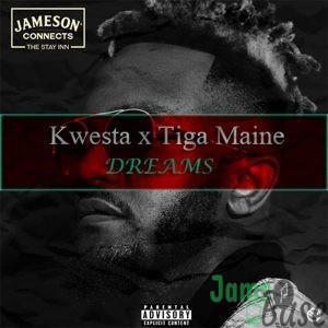 Kwesta – Dreams ft. Tiga Maine Mp3 Download