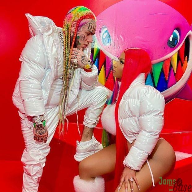 6ix9ine Ft. Nicki Minaj – TROLLZ Mp3