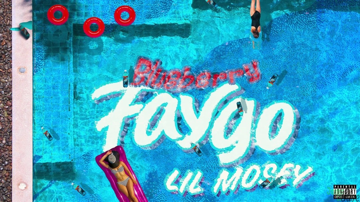 Lil Mosey - Blueberry Faygo Mp3 Audio Download