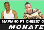 Mr Mapiano – Monate Ft. Cheesy G (Amapiano)