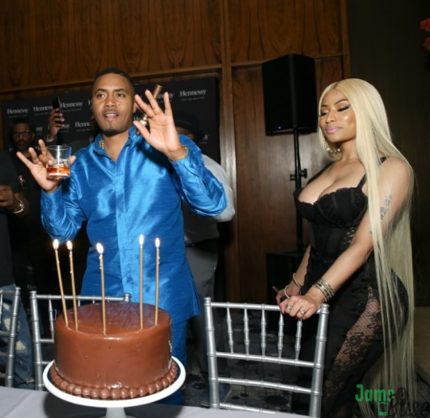 Nicki Minaj Ft. Nas – Sorry Mp3