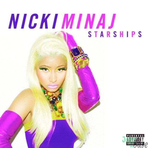 Nicki Minaj – Starships Mp3