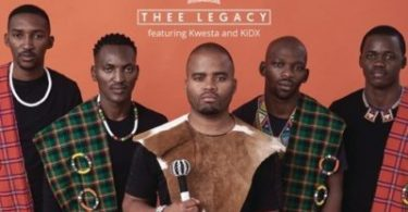 Thee Legacy – Way'sus Uzoyimela ft. Kwesta, Kid X Mp3