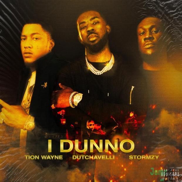 Tion Wayne Ft. Stormzy & Dutchavelli – I Dunno Mp3 Download