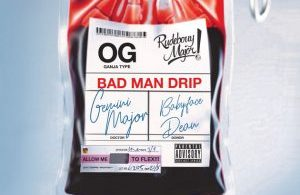 Gemini Major - Badman Drip ft. BABYFACEDEAN Mp3