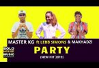 Master KG Party