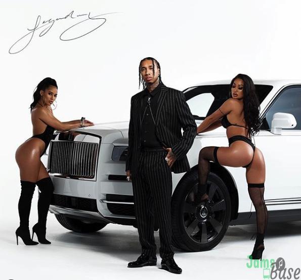 DOWNLOAD: Tyga Ft. Chris Brown, J Balvin – Haute (mp3)