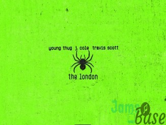 DOWNLOAD: Young Thug Ft. J. Cole, Travis Scott – The London (mp3)