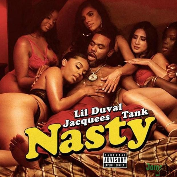 Lil Duval Ft. Jacquees & Tank – Nasty
