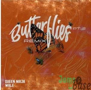 Queen Naija & Wale Butterflies Pt. 2 Remix Mp3 Download