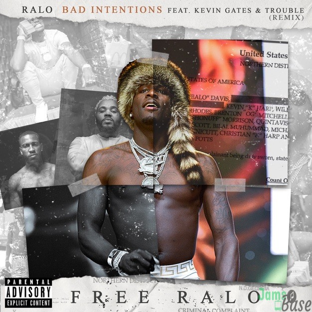 FreeRalo Bad Intentions Mp3 Download