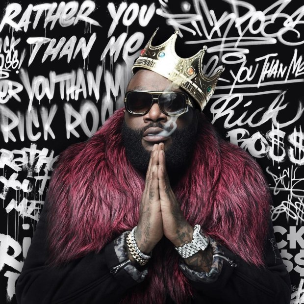 DOWNLOAD ZIP ALBUM: Rick Ross – Rather You Than Me