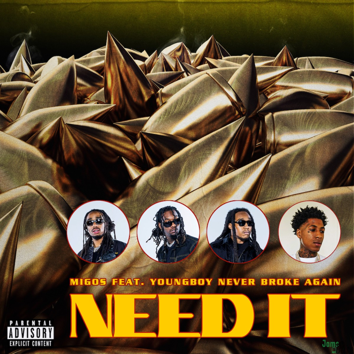 Migos Ft. YoungBoy Never Broke Again – Need It
