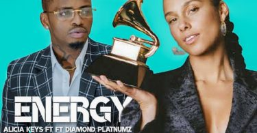 Alicia Keys Wasted Energy