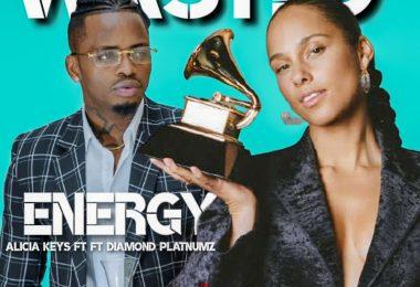 Alicia Keys Wasted Energy