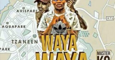 DOWNLOAD: Master KG – Waya Waya ft. Team Mosha MP3