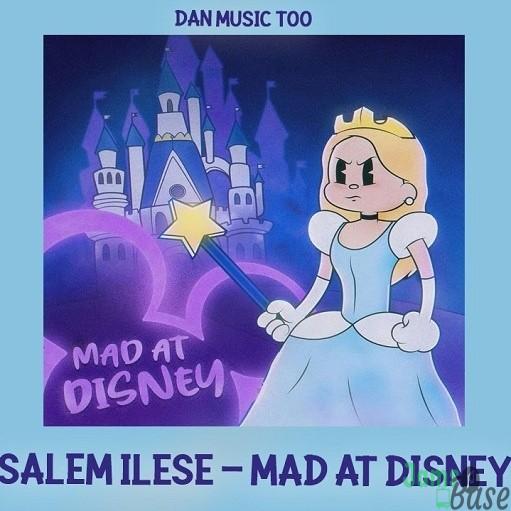 Salem ilese Mad at Disney MP3 DOWNLOAD