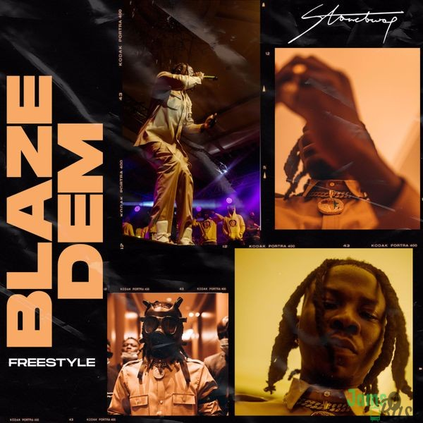 Stonebwoy Blaze Dem (Freestyle)