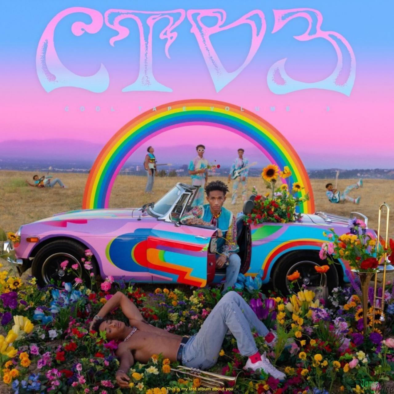 ALBUM: Jaden – CTV3: Cool Tape Vol. 3