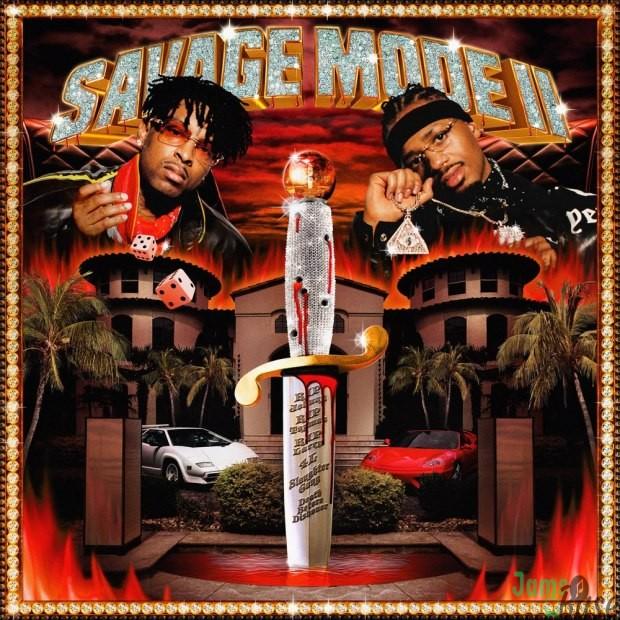ALBUM: 21 Savage & Metro Boomin – SAVAGE MODE II