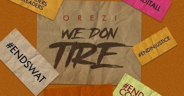 Orezi We Don Taya