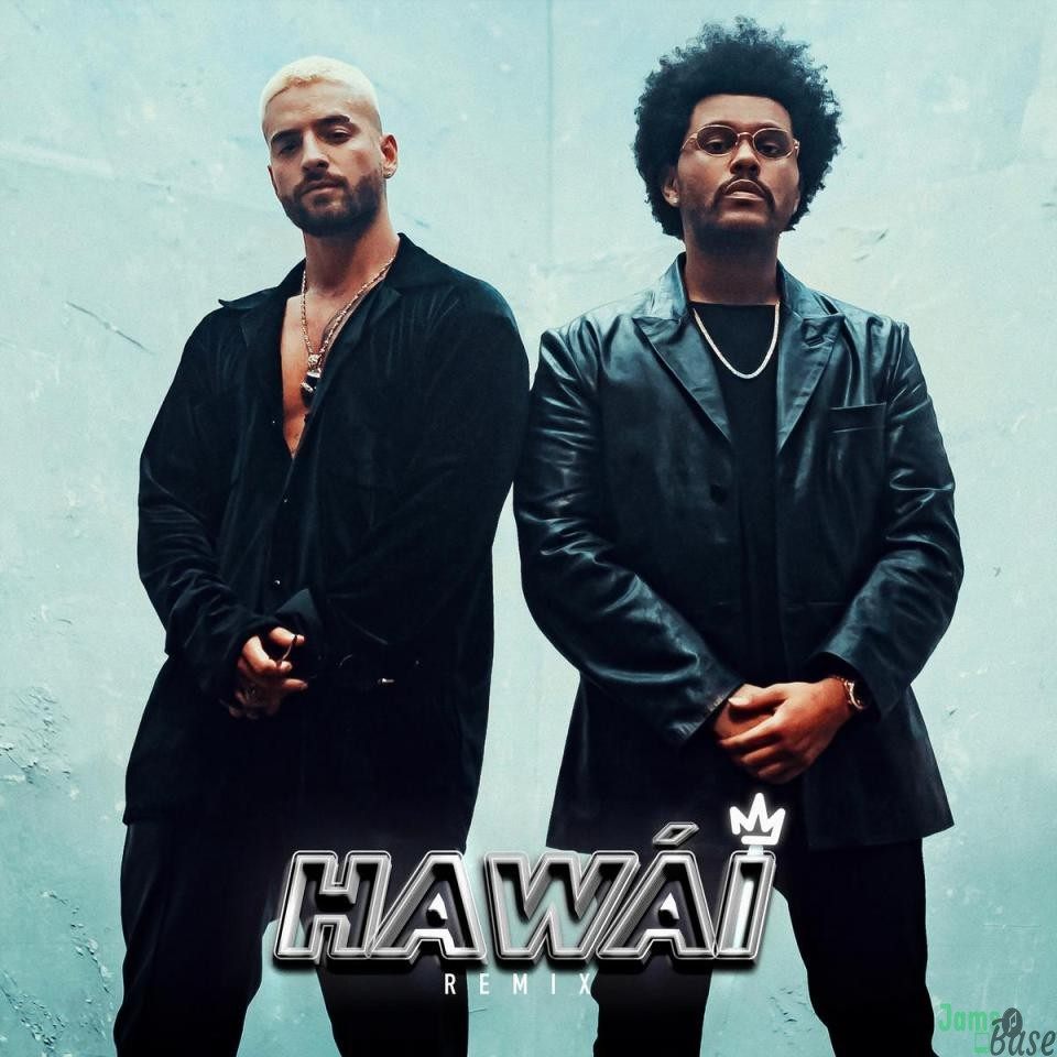 Maluma & The Weeknd – Hawái Remix