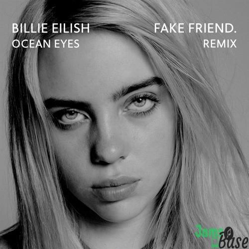 Billie Eilish Ocean Eyes