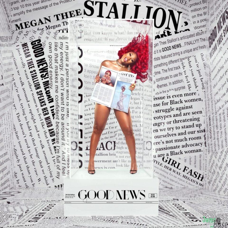 Megan Thee Stallion – Outside