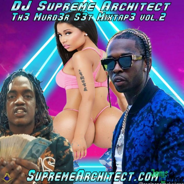 Various Artist – 2Pop Smoke Ft. Nicki Minaj – Welcome to the Party Wooo rmx