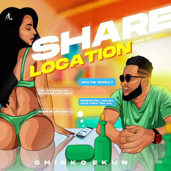Chinko Ekun Share Location