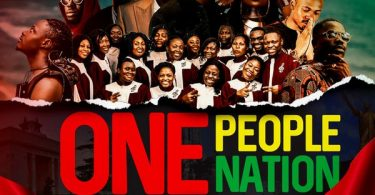 Stonebwoy One People, One Nation